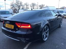 audi a7 2014 black. Contemporary 2014 AUDI A7 30 TDI QUATTRO S LINE BLACK EDITION 5d AUTO 245 BHP Black 2014   5251468 And Audi