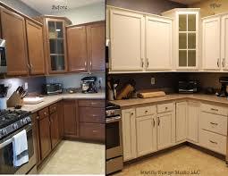 refinish kitchen cabinets espresso oak darker