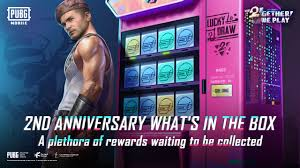 PUBG Mobile 2nd Anniversary Has A Ton ...