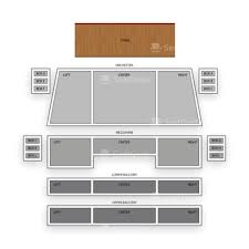 Codding Theatre Seating Chart Spreckels Theatre Seating Chart Map Seatgeek