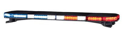 code 3 df47a7 defender lightbar 47\