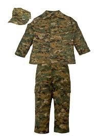 Kids 3 Piece Marine Marpat Uniform