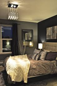 Blue White And Black Bedroom Ideas 3