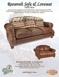 Living Room Furniture Made In The Usa Rustic Furniture Hickory Furniture Living Room Seating