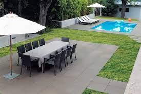 installing patio pavers over concrete