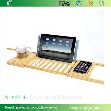 bathtub caddy tray o bathtub tray with extending sides and bath table shelf holds tablet book