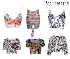 Crop Top Pattern Magnificent The How's Of Crop Tops