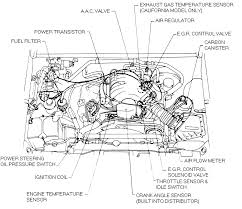 2011 camry alternator wiring diagram 2011 discover your wiring nissan pickup exhaust system diagram 2011 camry alternator wiring