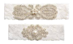 top 10 best wedding garter sets Wedding Garter Facts rhinestones ivory lace wedding bridal garter belt set wedding garter facts