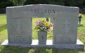 Della Angeline Dillon Stinson (1911-1980) - Find A Grave Memorial
