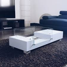 kafee  indoor fireplace coffee table (overcast)  northern