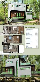free standing tree house plans unique plan pd modern home plan with optional lower level of