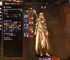 Visualizing Dyes By Hue And Luminance 2013 Ed Guildwars2