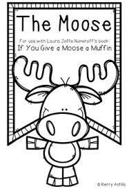 If You Give A Moose A Muffin Mini Book Moose Minis And Books