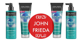 That's where john frieda coupons come in. John Frieda Coupons February 2021 New 3 1 Coupons