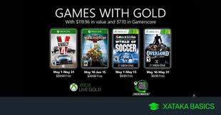Juegos para xbox 360 en formato rgh listos para jugar. Juegos De Xbox Gold Gratis Para Xbox One Y 360 De Mayo 2020