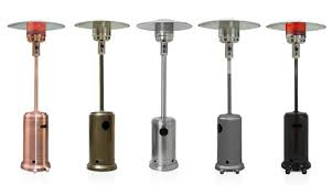 9 Best Outdoor Patio Heaters Reviews Heating Guide 2019