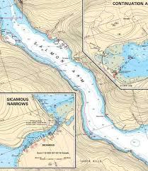 Pacific Region Nautical Charts Maps