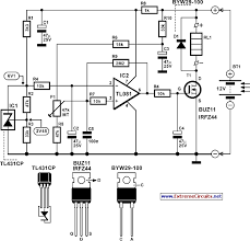 solar cell circuit diagram the wiring diagram solar cell circuit page 2 power supply circuits next gr circuit