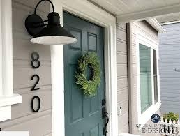 Light Blue Front Door 7 Best Teal And Navy Blue Front Door Colours Benjamin And