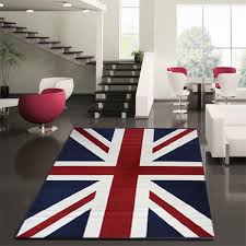 union jack furniture. Exellent Union View In Gallery Bright Union Jack Rug Fits Nicely Even A Minimalist  Living Space Inside Furniture I