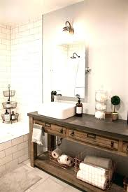 Restoration Hardware Bathroom Vanity Knockoff Artistic   Sink A52