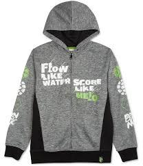 Nickelodeon Size Chart Nickelodeon Boys Carmelo Anthony Tmnt Hoodie Sweatshirt
