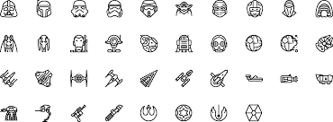 icon star wars