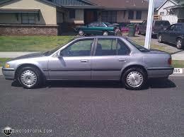 1991 Honda Accord - Information and photos - ZombieDrive
