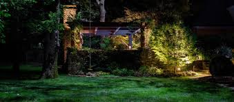 outdoor lighting effects. to achieve the most effective outdoor illumination and minimize harmful side effects from that lighting a designer needs have good
