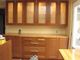 Kitchen Design Magnificent Frosted Glass Cabinet Doors Cabinetry