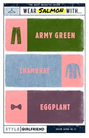 How To Wear Salmon The Guys Color Guide Style Girlfriend