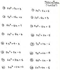 practice 5 quadratic equations worksheet answers resume solving by
