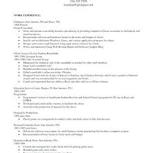 Resume Template Libreoffice Resume Template Easy Http Www