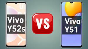 Vivo Y52s VS Vivo Y51 2020, December ...