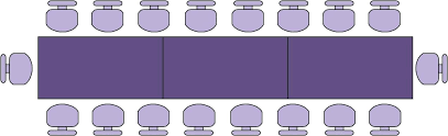 Dinner Table Seating Plan Template Dining Layout Room Decor Ideas