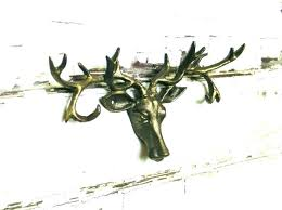 antler wall decor deer inspiring australia white antlers l accessories taxidermy head home faux decoration decorating