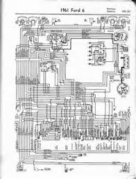 1964 ford f100 alternator wiring diagram images 1961 1964 ford f100 wiring diagram auto repair manuals and
