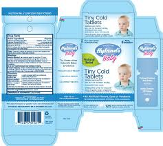 Tiny Cold Tablets