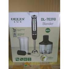 Отзывы о <b>Блендер</b> погружной <b>Delta lux</b> DL-7039B