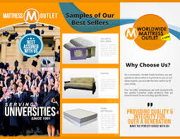Commercial Flyers University Commercial Flyers Worldwide Mattress Outlet
