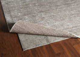 non slip area rug pad thick pads for hardwood floors a extraordinary