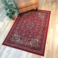 thin rugs for living room anti bacterial rubber back area rugs non skid slip floor rug
