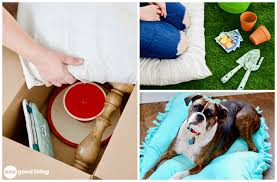uses for old bed pillows