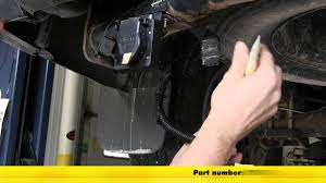 installation of a trailer wiring harness adapter on a 2007 toyota installation of a trailer wiring harness adapter on a 2007 toyota tundra etrailer com