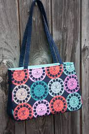 Free Bag Patterns Mesmerizing FREE Pattern Baker Street Bag Sew Sweetness