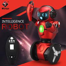 Nova <b>WLtoys F1</b> 2.4G RC Robô kit brinquedo para meninos 3 Axis ...