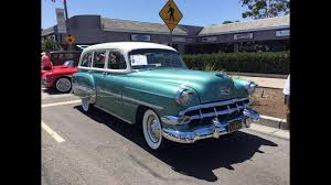 1954 Chevrolet Bel Air Wagon - YouTube