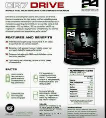 cr7 drive herbalife cristiano ronaldo sport drink hydration athlete