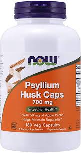 NOW Supplements, Psyllium Husk Caps: Health ... - Amazon.com